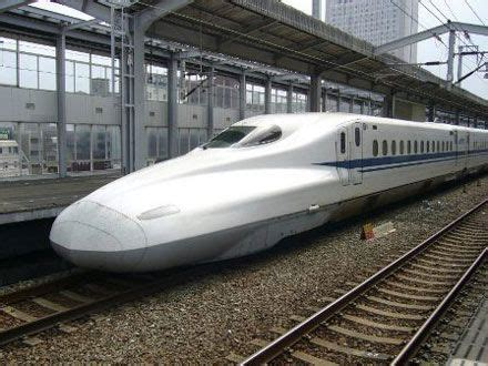 fast in japanese 185 mph japanese bullet train to run on obama s high speed