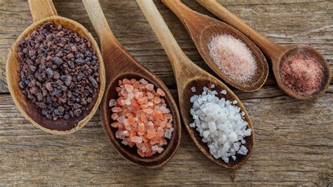 different types of salt ls the 12 different types of salt and how to use each