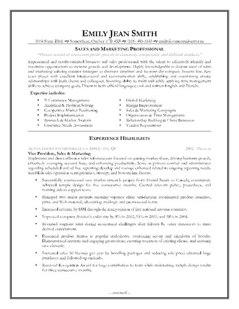 free free resume format download for marketing marketing