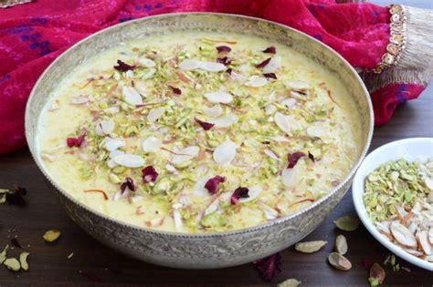 Nice Indian Pudding Recipe #3: Kesari-kheer-665x443.jpg
