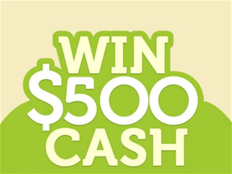 Cash Prize Sweepstakes - www tellthebell com enter taco bell survey sweepstakes to win 500 cash
