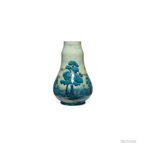 Moorcroft Vase Prices by Antique Moorcroft Pottery Porcelain Price Guide