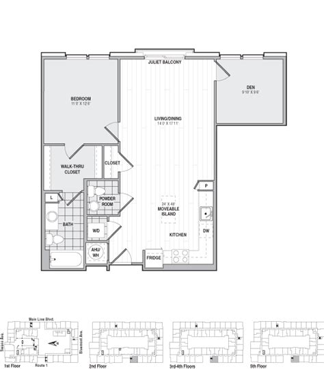 frasier apartment floor plan the frasier luxury apartments in alexandria va 22305