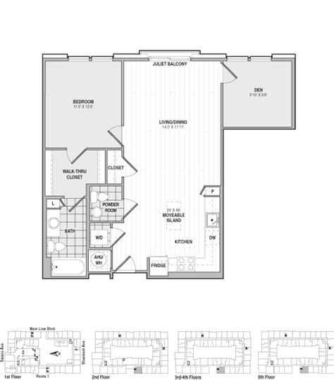 frasier apartment floor plan the frasier luxury apartments in alexandria va 22305 bozzuto