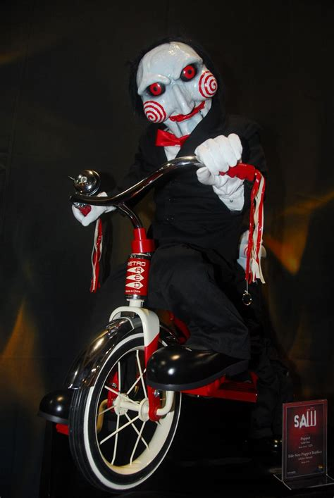 jigsaw film saw billy the puppet saw horror films pinterest horror