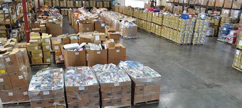 Liquidation Mba by Wholesale Liquidation Surplus Inventory Customer