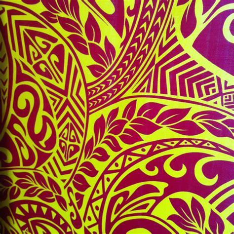 Hawaiian Pattern Fabric | hawaiian print fabric beautiful surf art n craft