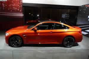 bmw m4 sakhir 2014 bmw m4 coupe f82 sakhir orange