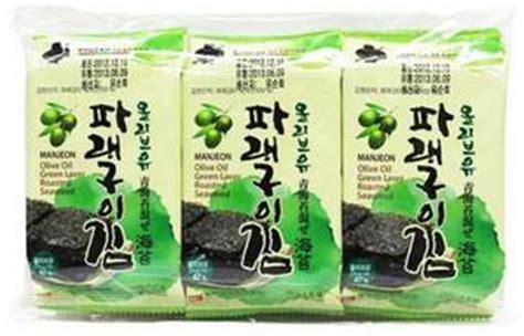 Manjun Triangle Onigiri Nori manjun foods co ltd seaweed nori laver sushi nori