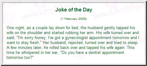 What A Joke Is Out Of by 8 Best Daily Jokes To Lighten Up Your Mood