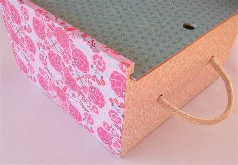 como decorar o instagram hazlo t 218 mism decora cajas de madera con papeles pintados