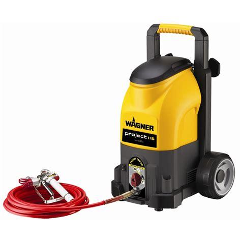 spray painter wagner wagner pro 115 airless paint sprayer bunnings warehouse