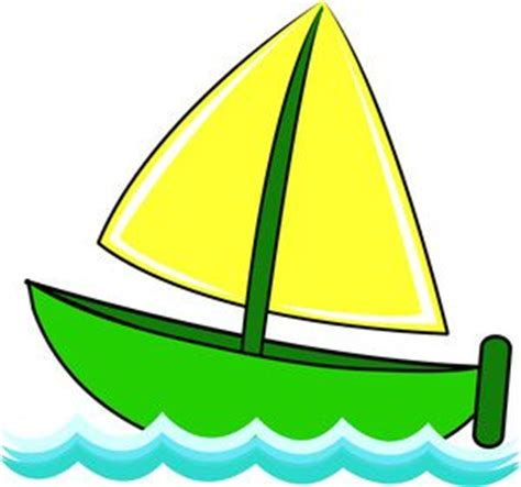 cartoon red boat cute sailboat clipart clipart panda free clipart images