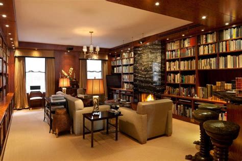 room library home library fireplace awesome building a 10 home library designs to draw inspiration from