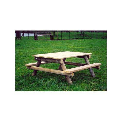 Table De Pique Nique Bois 7891 by Table Pique Nique Pour Enfants Mobilier Urbain En Bois
