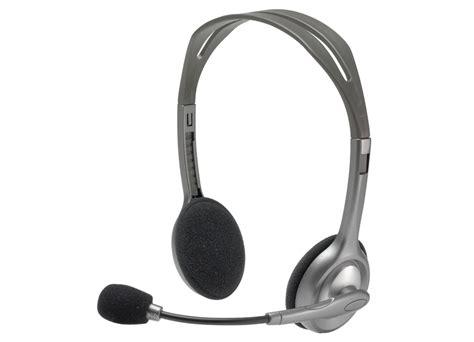 Logitech Stereo Headset H110 logitech h110 headset