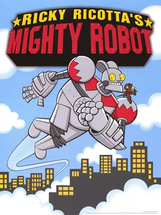 ricky ricotta ricky ricottas mighty robot group picture image by tag
