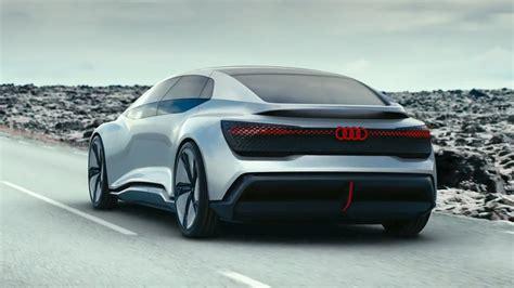 Audi Iaa 2017 by Audi Aicon Concept Iaa 2017