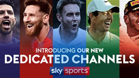 Introducing Nollie Our New For by Introducing Sky Sports New Dedicated Channels Tvguide