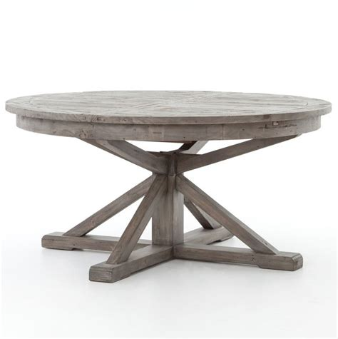 florence round extendable reclaimed elm dining table de 20 b 228 sta id 233 erna om round dining tables p 229 pinterest