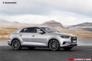 Audi Q8 Pics Impending Audi Q8 Expertly Rendered Gtspirit