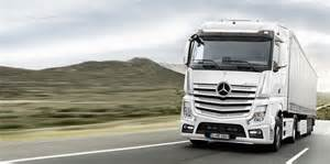 Mercedes Lorry Mercedes Trucks All About Our Trucks