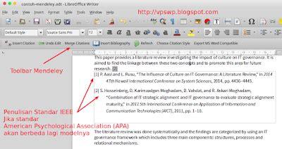 aplikasi untuk membuat daftar pustaka cara menggunakan mendeley untuk daftar pustaka dan