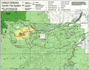 oregon national forest map bikes sunriver sports