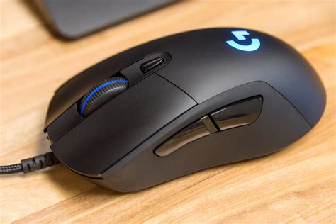 Logitech G403 Prodigy Gaming Mouse logitech g403 prodigy review digital trends