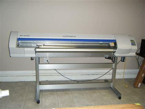 Printer Roland roland printer sp 540