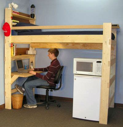 college bed size best 25 dorm loft beds ideas on pinterest dorm bed