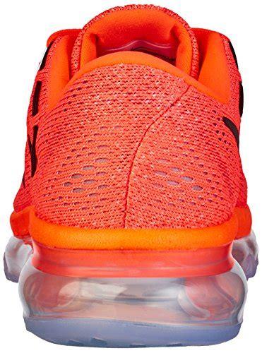 Sepatu Running Nike Airmax 2016 Black Import nike womens air max 2016 running trainers 806772 sneakers import it all