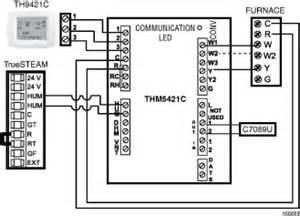 honeywell prestige thermostat honeywell wiring diagram and circuit schematic