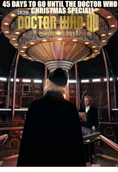 Going To For 45 Days Popbytes by 45 Days To Go Until The Doctor Who Bag Special