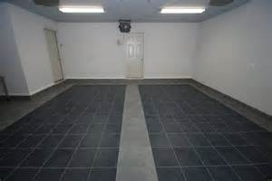 Porcelain Garage Floor Tiles Luxury Tile Floor Installation In Garage