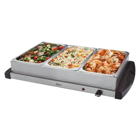 warming trays for buffets images