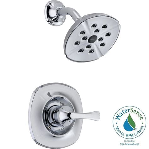 delta addison bathroom faucet delta addison 1 handle 1 spray shower faucet trim kit only