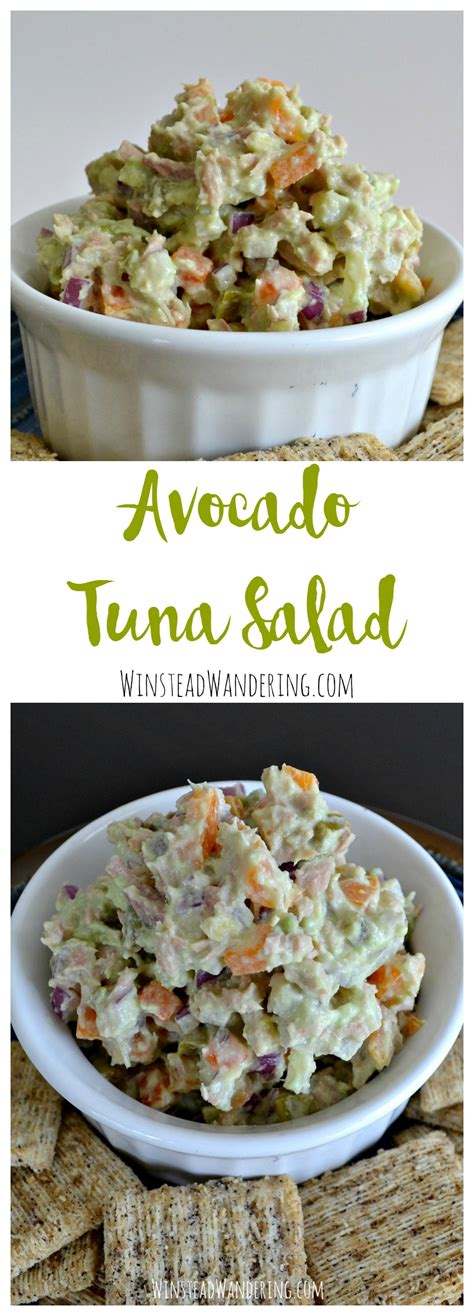 tuna salad recipe with yogurt tuna salad with yogurt and avocado