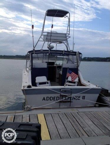 fishing boats for sale ma 1986 silverton 31 fishing boat for sale in east boston ma