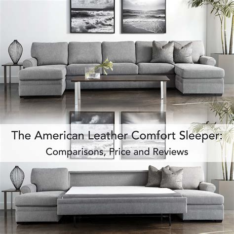 Comfort Sleeper Prices by American Leather Sleeper Sofa Price Sofa American Leather