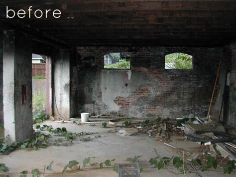 before after trolley depot renovation design sponge