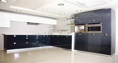 Kitchen Gallery Pune Sunbird Kitchens Top Modular Kitchen Trolley Supplier In