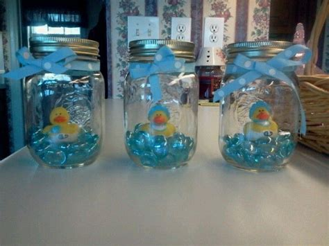 17 best ideas about baby boy centerpieces on