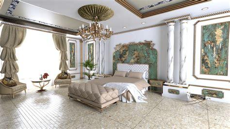 marry  mariya  royal bedroom interior design