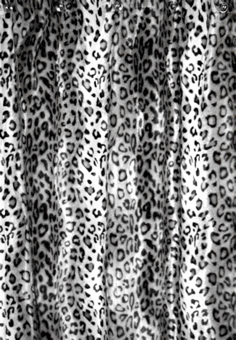 snow leopard shower curtain 1000 images about snow leopard bathroom on pinterest