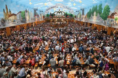 Oktoberfest 2016 Photos Of The World S