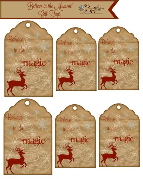 printable believe tags print my country jar tags print my believe in the magic
