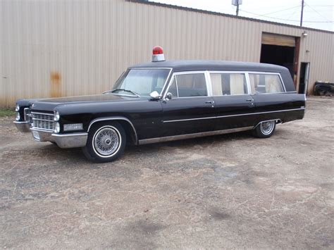 1966 Cadillac Hearse 1966 cadillac fleetwood m m hearse ambulance for sale