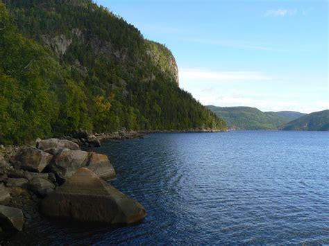 fjord du saguenay guide voyage du fjord du saguenay quoi faire o 249 manger