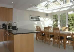 Small Kitchens With Islands Conservatories Orangeries Roof Lanterns Hardwood